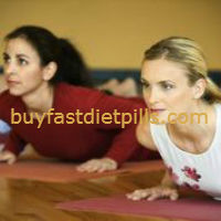 fat burning yoga poses
